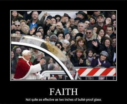 Pope Bullet Proof